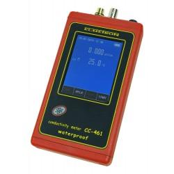 Konduktometr CC-461 - zestaw
