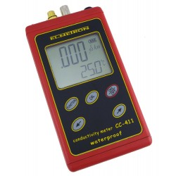 Konduktometr CC-411 - zestaw