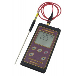 Termometr PT-411 - zestaw